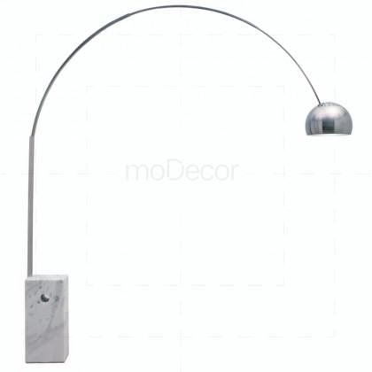 Arco Lamp White inspired by  Achille Castiglioni