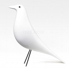 Eames House Bird - White Wood - Reproduction