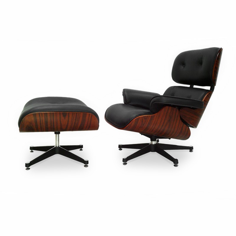 Superb Charles Eames Lounge Chair And Ottoman Black Price Match Pabps2019 Chair Design Images Pabps2019Com