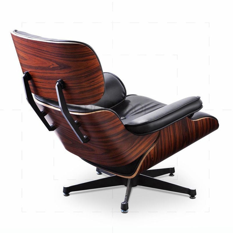 Groovy Eames Lounge Chair And Ottoman By Charles And Ray Eames Alphanode Cool Chair Designs And Ideas Alphanodeonline