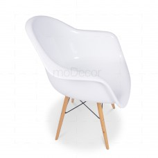 Eames DAW Chair White insp by Charles Eames