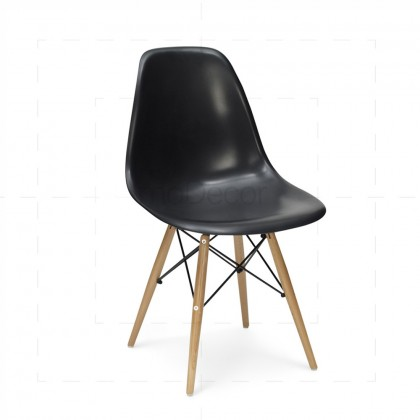 Eames DSW Chair Black - Reproduction