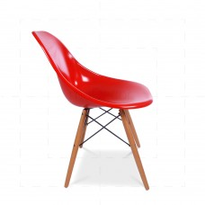 Eames DSW Chair Red - Reproduction