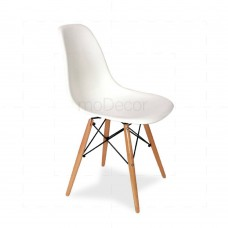 Eames DSW Chair White - Reproduction