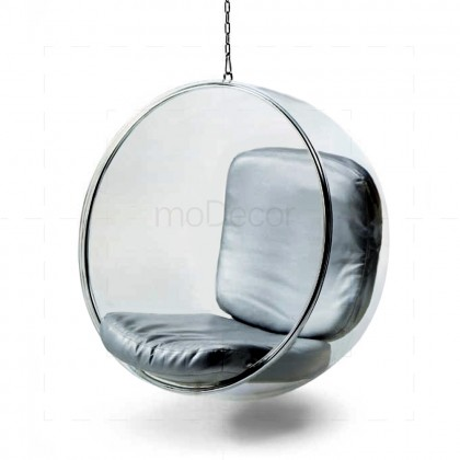 Bubble Chair by Eero Aarnio Clear Acrylic - Reproduction
