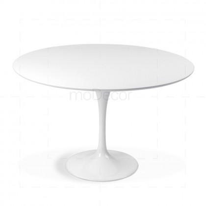 Eero Saarinen Round Tulip Table White - Reproduction