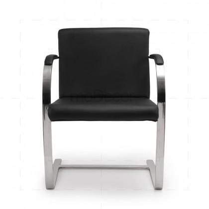 Brno Chair Black Leather