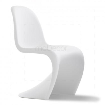 Panton Chair White insp by Verner Panton